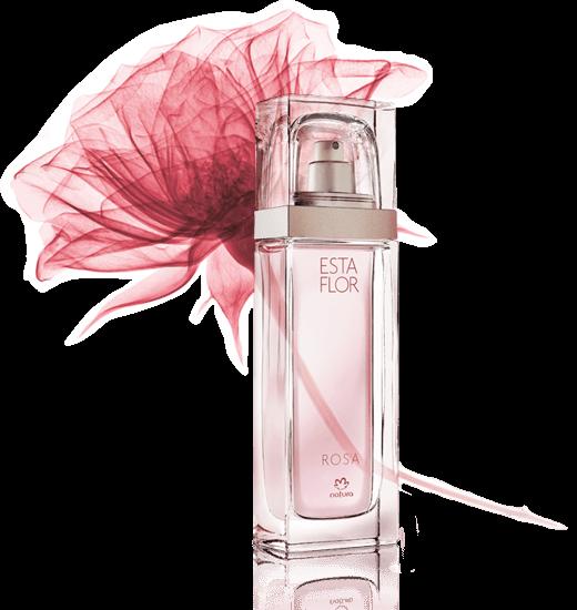 Esta Flor- Rosa